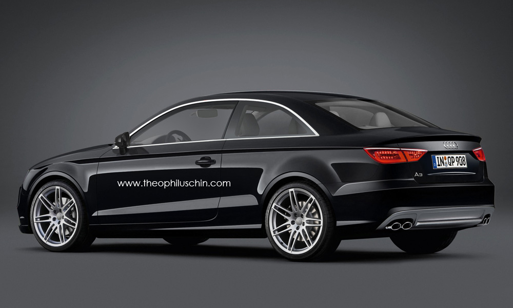 Illustrations De L Audi A3 Coup 233