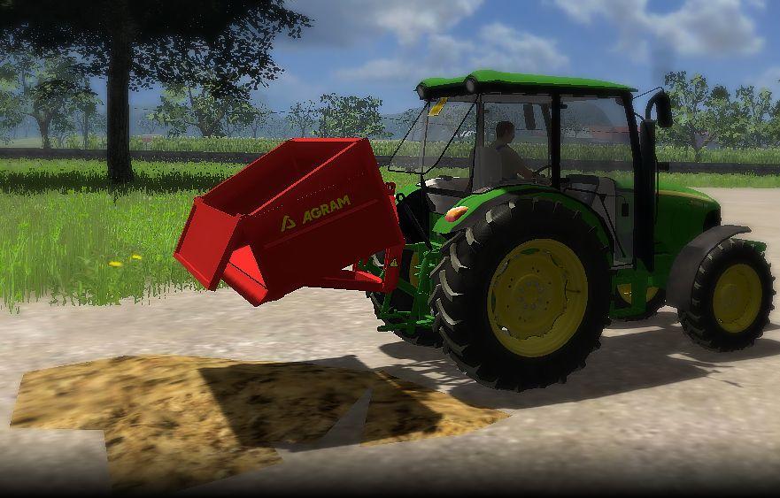 Simtractor, Landwirtschafts Simulator, Farming Simulator : Le Forum