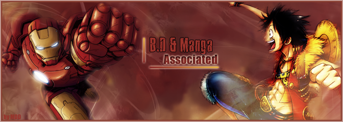 B.D & Mangas associated' Index du Forum