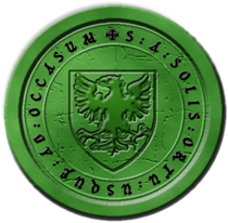 Ordre des Lames - Traité de coopération commerciale Sceau_15-2f32dbc