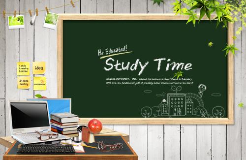 Study time PSD