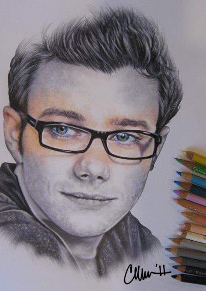 Chris Drawings & paintings Fanarts Tumblr_lwoajt4jwb...06o1_500-31f578d