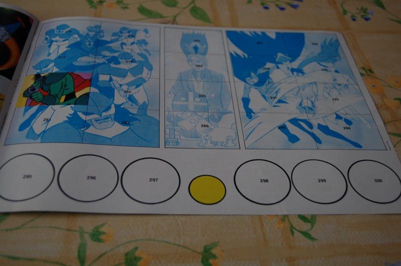 La BATAILLE DES PLANETES / GATCHAMAN... - Page 2 Gatchaman-benjami...800x600--2e3d052