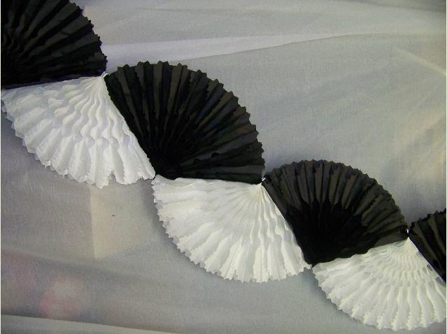 idée deco mariage noir et blanc - Ouiii.com