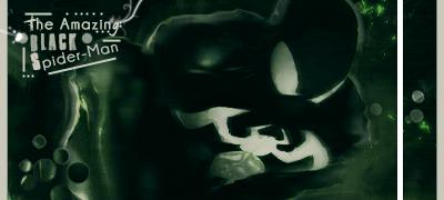 Homerkun Graph' Sign-black-spider-man-2f8dfcf